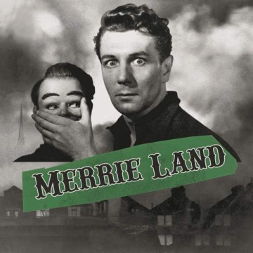 GOOD, THE BAD & THE QUEEN - Merrie Land LP BLACK VYNYL