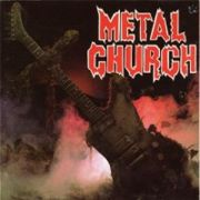 METAL CHURCH - Metal Church CD