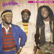 MIGHTY DIAMONDS - Backstage LP UUSI Radiation Roots