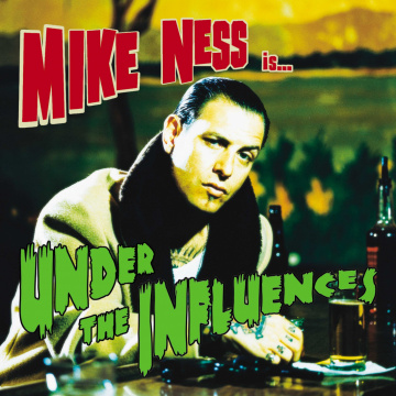 MIKE NESS - Under The Influences LP UUSI Craft