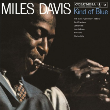 MILES DAVIS - Kind Of Blue LP UUSI Sony Columbia