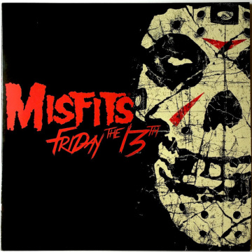 MISFITS - Friday The 13th 12-INCH Misfits Records UUSI
