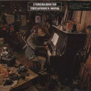 MONK THELONIOUS - Underground LP Music on Vinyl