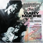 V/A - Moore Blues For Gary CD