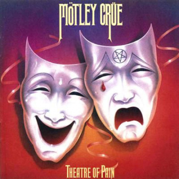 MÖTLEY CRUE - Theatre Of Pain CD