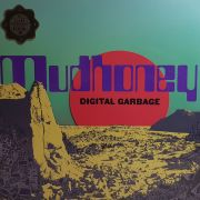 MUDHONEY - Digital Garbage LP UUSI LTD COLOUR VINYL Sub Pop