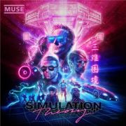 MUSE - Simulation Theory CD DELUXE EDITION