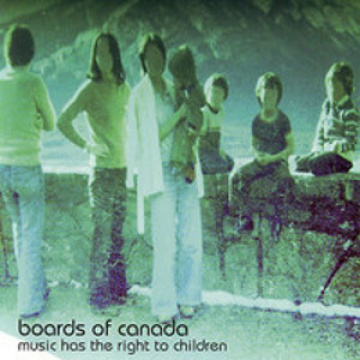 BOARDS OF CANADA - Music Has the Right to Children 2LP Warp