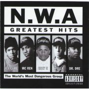 N.W.A. - Greatest hits CD