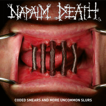 NAPALM DEATH - Coded Smears And More Uncommon Slurs 2CD