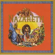NAZARETH - Rampant LP Salvo LTD BLUE VINYL