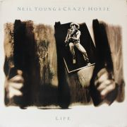 YOUNG NEIL - Life LP Geffen M-/M- cutout