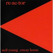 NEIL YOUNG - Re-ac-tor LP Reprise UUSI