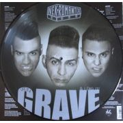 NEKROMANTIX - Life Is a Grave PICTURE-LP Hellcat UUSI