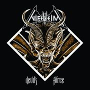 NIFELHEIM - Devil's Force CD REISSUE