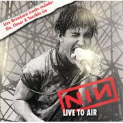 NINE INCH NAILS - Live To Air 2LP Night Of The Vinyl Dead Records LTD 333
