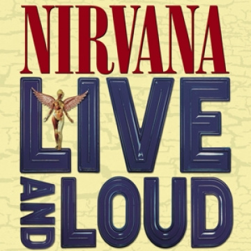 NIRVANA - Live And Loud 2LP UUSI