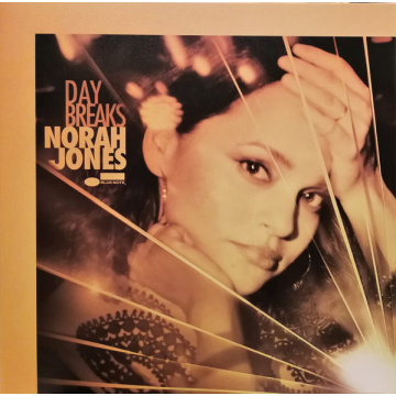 JONES NORAH - Day Breaks LP Blue Note UUSI