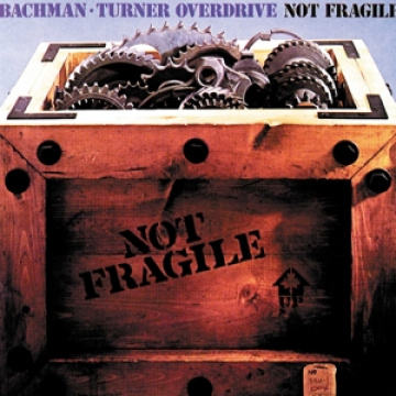 BACHMAN-TURNER OVERDRIVE - Not fragile LP Music On Vinyl UUSI M/M