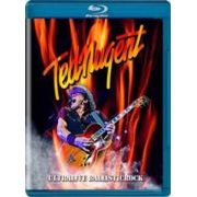 NUGENT TED - Ultralive balllisticrock Blu-ray Disc