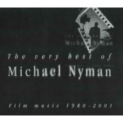 NYMAN MICHAEL - The Very Best Of Michael Nyman - Film Music 1980-2001 2CD