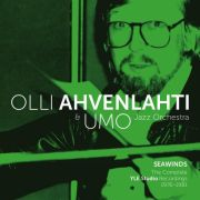 AHVENLAHTI OLLI - Seawinds – the Complete YLE Studio Recordings CD