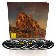 OPETH - Garden of Titans: Live At Red Rocks Amphitheatre Bluray+Dvd, Bluray+CD, Earbook