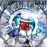 ORDEN OGAN - Final Days 2LP UUSI Afm LTD CLEAR RED VINYLS