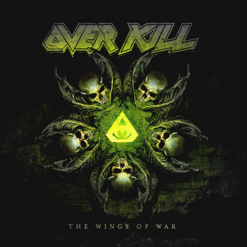 OVERKILL - The Wings Of War 2LP UUSI
