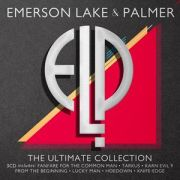 EMERSON LAKE & PALMER - Ultimate Collection 3CD
