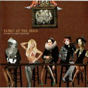 PANIC AT THE DISCO - A Fever You Can´t Sweat Out aea99374c2d9