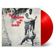 PARAGONS - On the Beach LP UUSI LTD 500 RED Music On Vinyl