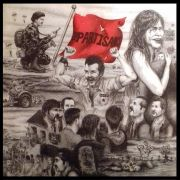 PARTISANS - The Time Was Right  LP UUSI Radiation