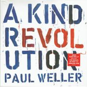 WELLER PAUL - A Kind Revolution 2LP UUSI
