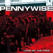 PENNYWISE - Land Of The Free? CD