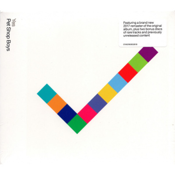 PET SHOP BOYS - Yes / Further Listening 2008–2010 3CD