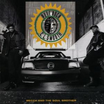 PETE ROCK & CL SMOOTH - Mecca & the Soul Brothers CD