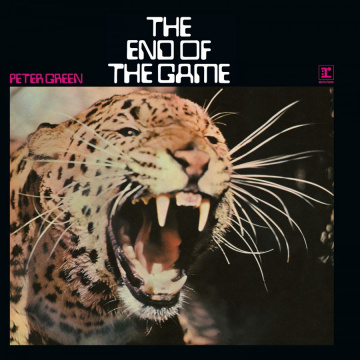 PETER GREEN - The End Of The Game LP UUSI Music On Vinyl