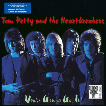 PETTY TOM AND THE HEARTBREAKERS - You're gonna get it LP Reprise UUSI M/M