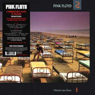 PINK FLOYD - A Momentary Lapse of Reason LP Parlophone REMASTERED