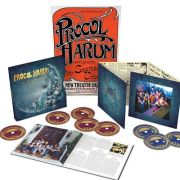 PROCOL HARUM - Still there'll be more - an Anthology 1967-2017 5CD+3DVD BOX