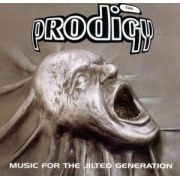 PRODIGY - Music for the Jilted Generation LP XL Recordings