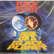 PUBLIC ENEMY - Fear of the black planet CD