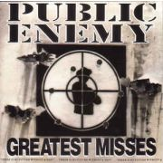 PUBLIC ENEMY - Greatest misses CD