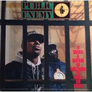 PUBLIC ENEMY - It Takes A Nation Of Millions To Hold Us Back CD