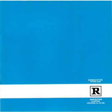 QUEENS OF THE STONE AGE - R LP UUSI Universal