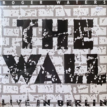WATERS ROGER - The Wall (Live In Berlin 1990) 2LP CLEAT VINYL RSD2020 release
