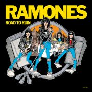 RAMONES - Road To Ruin - 40th Anniversary Edition LP UUSI Sire LTD BLUE vinyl