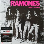 RAMONES - Rocket To Russia LP UUSI Rhino