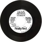 "REALLY RED - Crowd Control/Corporate Settings 7"" Mad Butcher Records LTD 500 kpl"